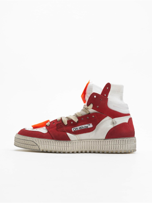 Off-White Baskets Off Court blanc