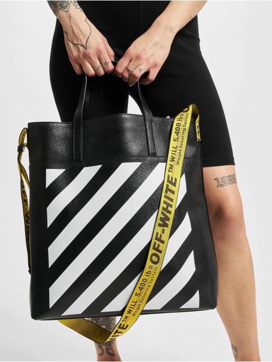 Off-White Borsa Leather nero
