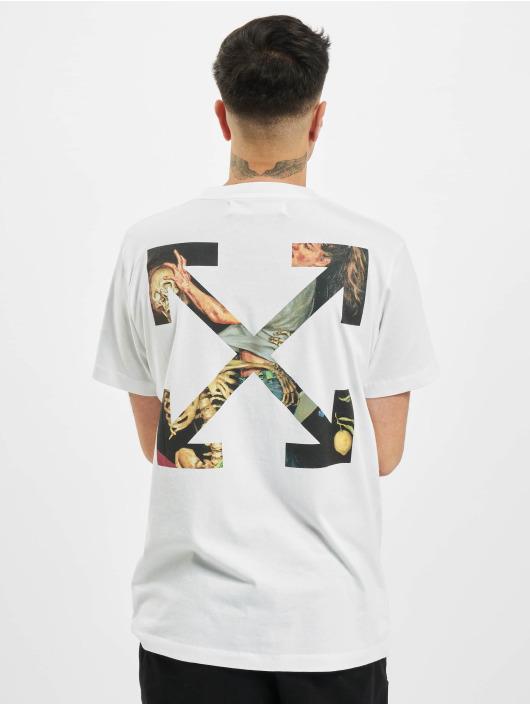 Off-White Camiseta Off blanco