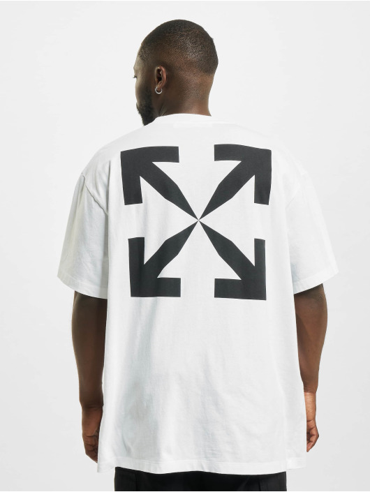 Off-White Camiseta Monalisa blanco