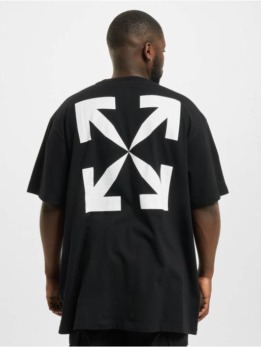 Off-White Camiseta Monalisa negro