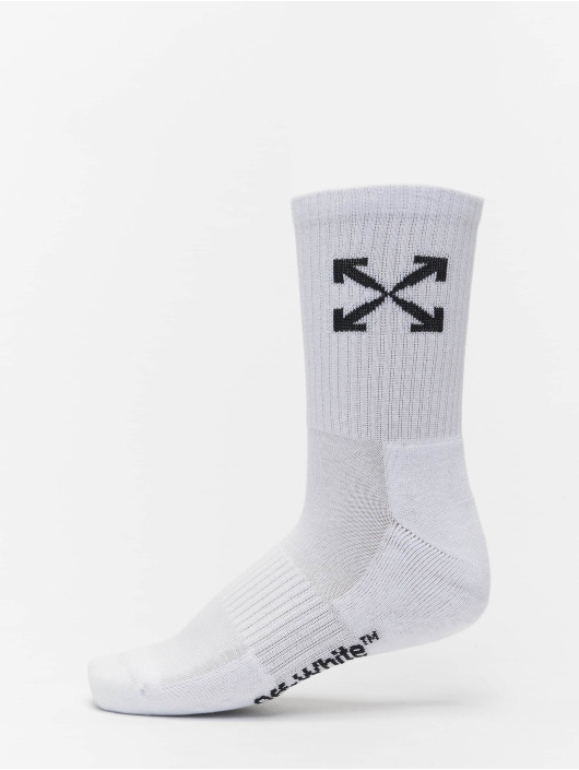 Off-White Chaussettes Arrows Sport blanc