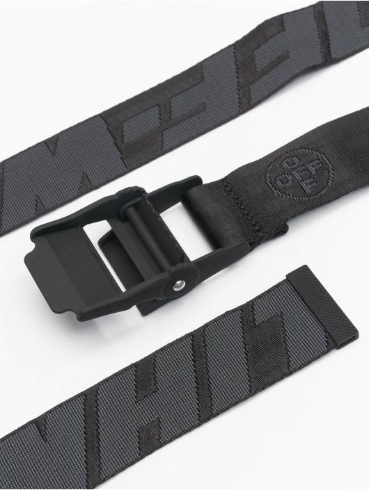 Off-White Cinturón 2.0 Industrial negro