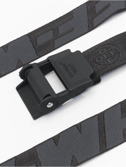 Off-White Gürtel 2.0 Industrial zwart