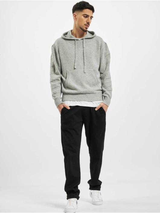 Off-White Hoodies Diag Cashmere grå