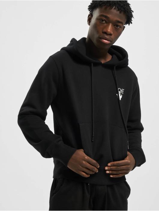 Off-White Hoody Pascal Arrow Slim schwarz
