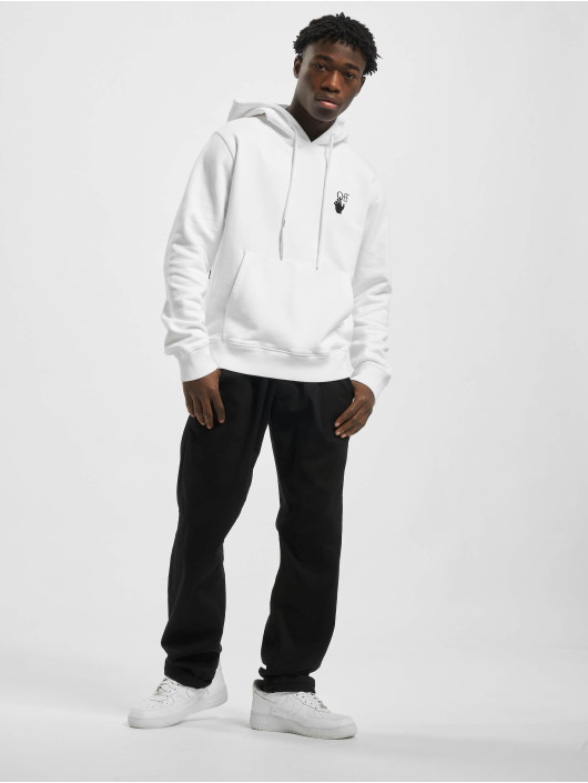 Off-White Hoody Pascal Arrow wit