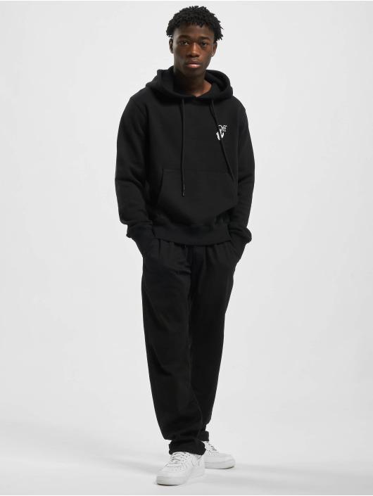 Off-White Hoody Pascal Arrow Slim zwart