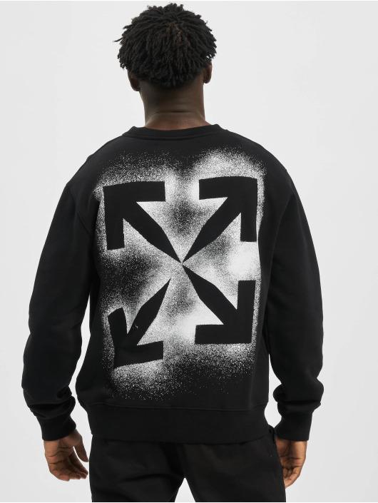 Off-White Jersey Stencil negro
