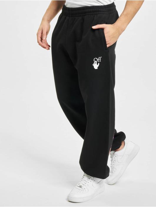 Off-White Jogginghose Marker schwarz