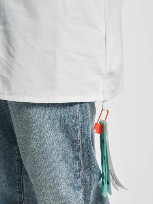 Off-White Košile Blue Monalisa Holiday bílý