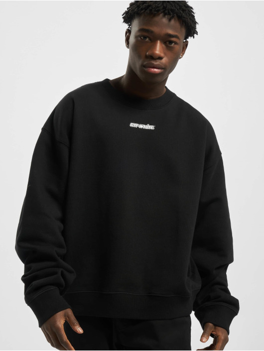 Off-White Longsleeve Crew Marker black