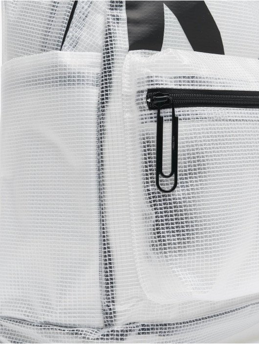 Off-White Mochila Arrow PVC // Warning: Different return policy – item can not be returned blanco