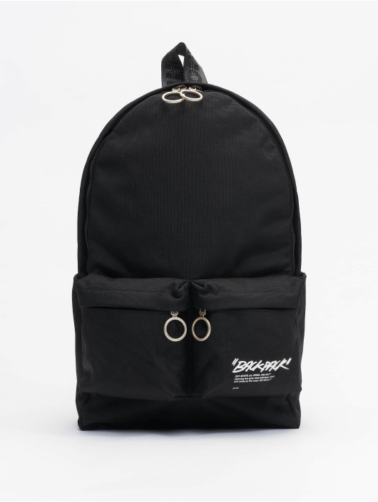 Off-White Mochila Quote // Warning: Different return policy – item can not be returned negro