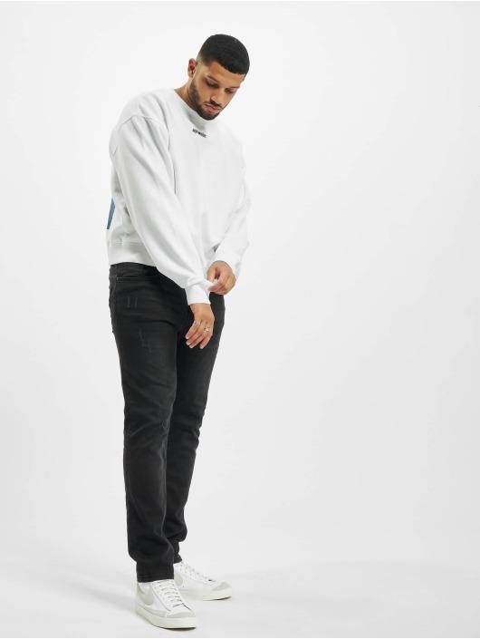 Off-White Pitkähihaiset paidat Crew Marker valkoinen