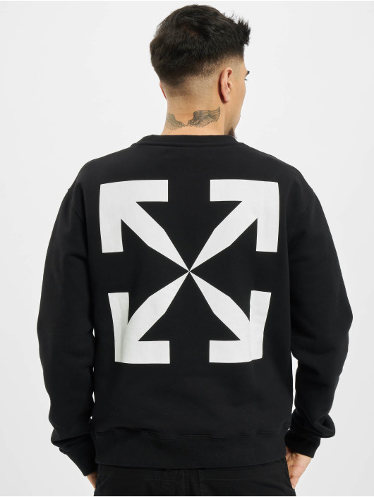 Off-White Pullover Pascal Print Slim black