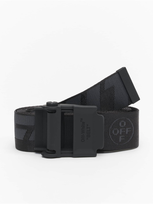 Off-White riem 2.0 Industrial zwart