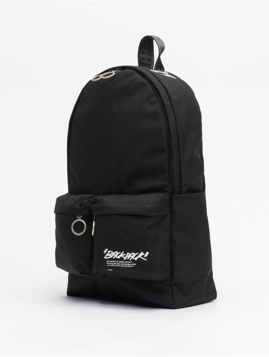 Off-White Rucksack Quote // Warning: Different return policy – item can not be returned noir