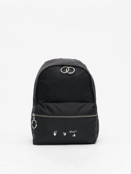 Off-White Rucksack Nylon Mini schwarz
