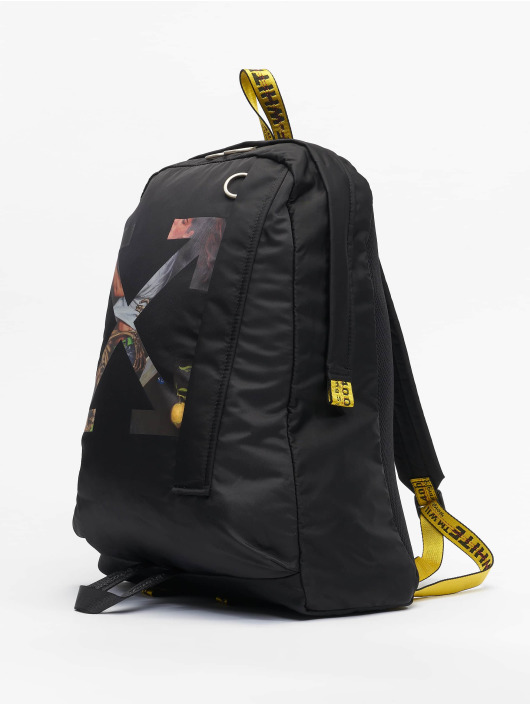Off-White rugzak Pascal Arrow // Warning: Different return policy – item can not be returned zwart