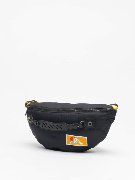 Off-White Sac Medium Industrial jaune