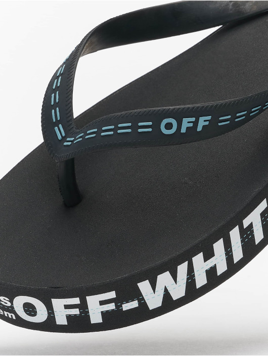 Off-White Sandals Rubber black