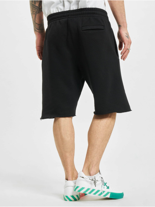 Off-White Shorts Logo svart