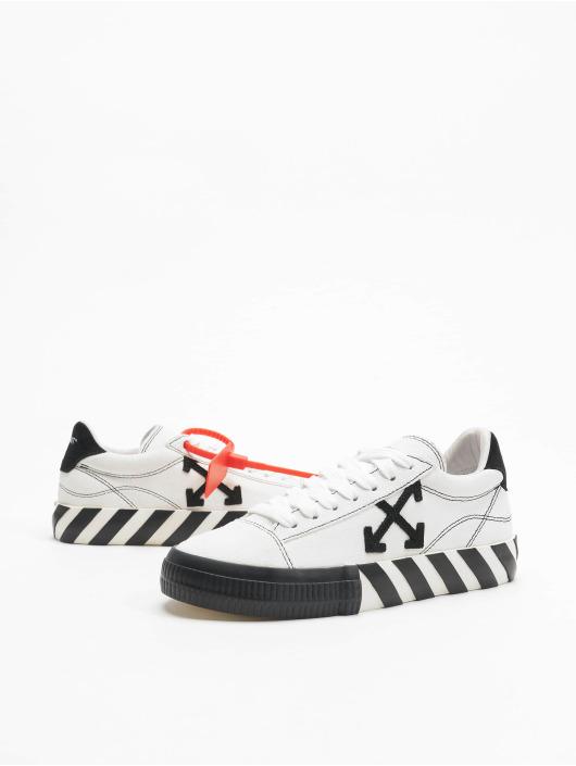 Off-White Sneaker New Arrow Low Vulcanized bianco