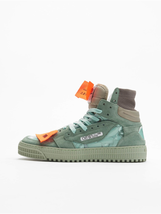 Off-White sneaker Off Court groen
