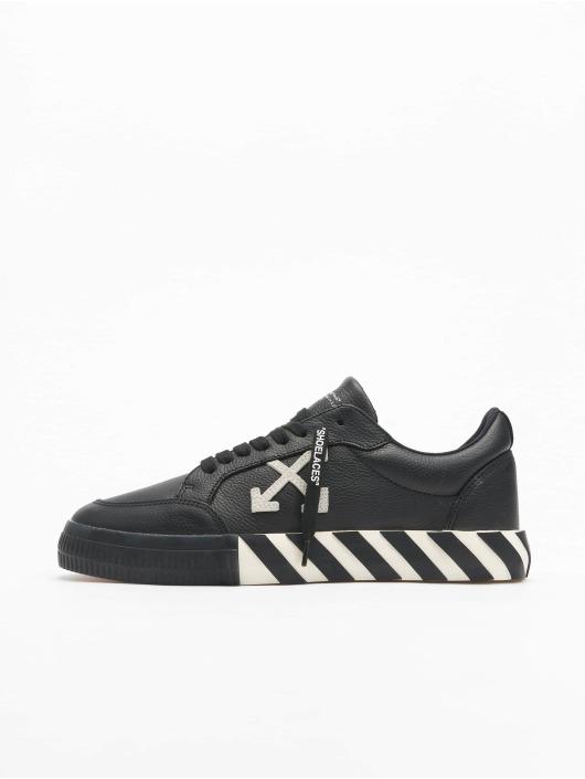 Off-White Sneaker Low Vulc nero