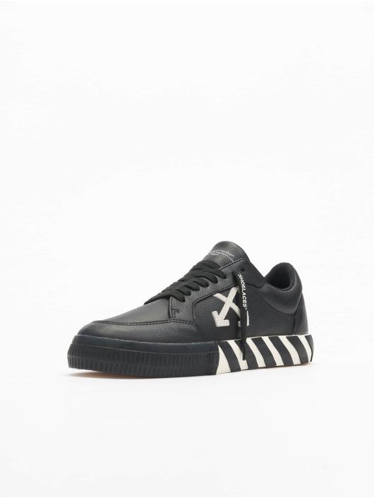 Off-White Sneaker Low Vulc schwarz