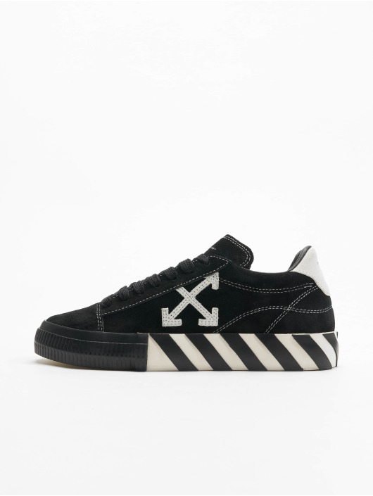 Off-White Sneaker New Arrow Low Vulcanized schwarz