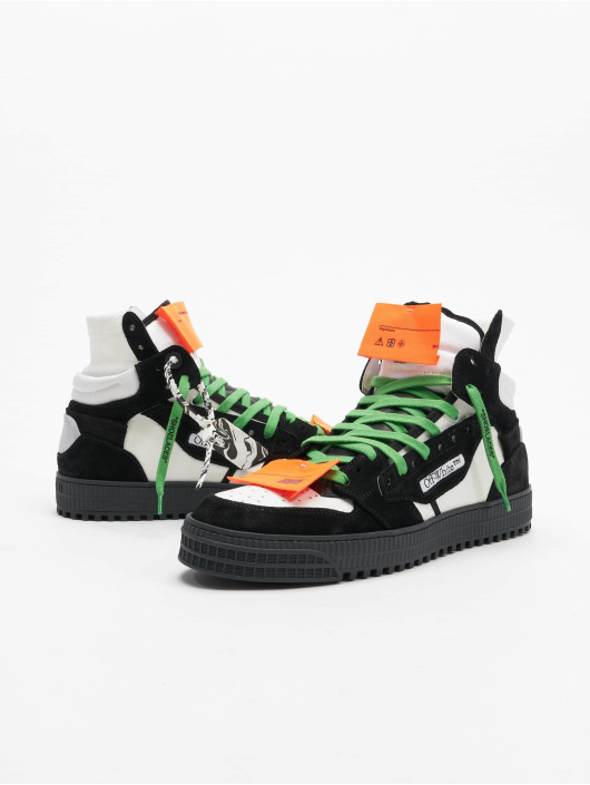 Off-White Sneaker 3.0 Off Court Calf Leather schwarz
