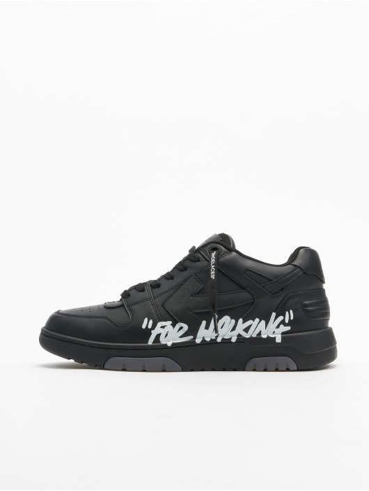 Off-White Sneaker Out Of Office schwarz