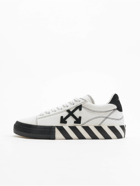 Off-White Sneaker New Arrow Low Vulcanized weiß