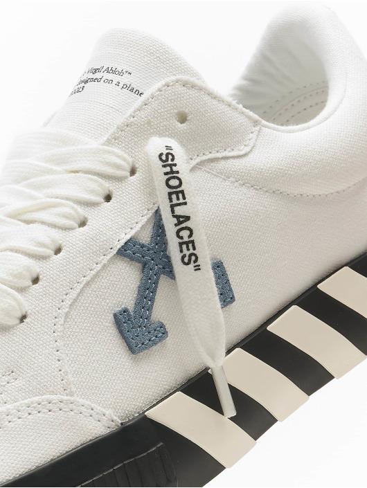 Off-White Sneaker Low Vulcanized weiß