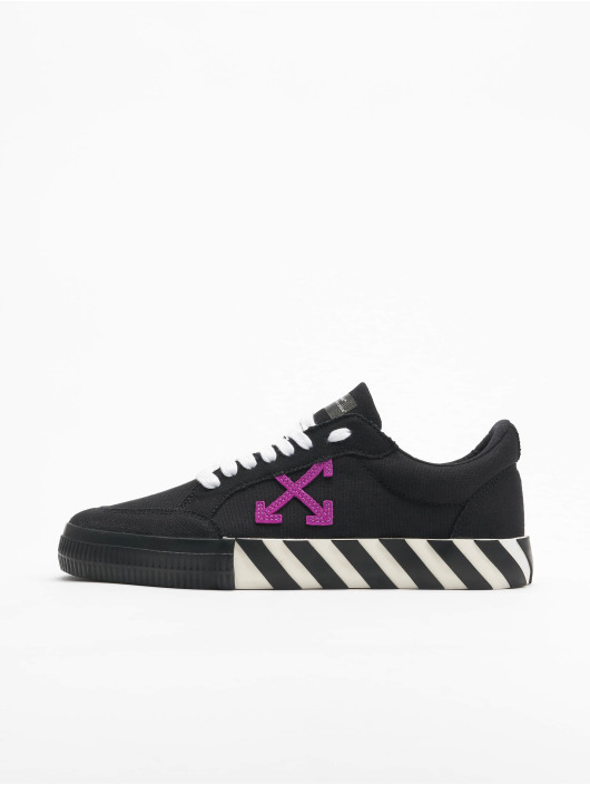 Off-White sneaker Low Vulcanized zwart