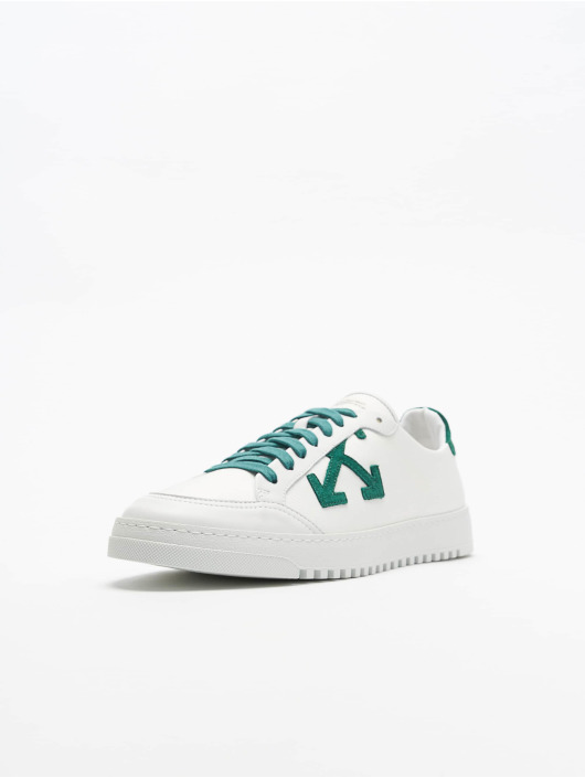 Off-White Sneakers 2.0 Low-Top bialy