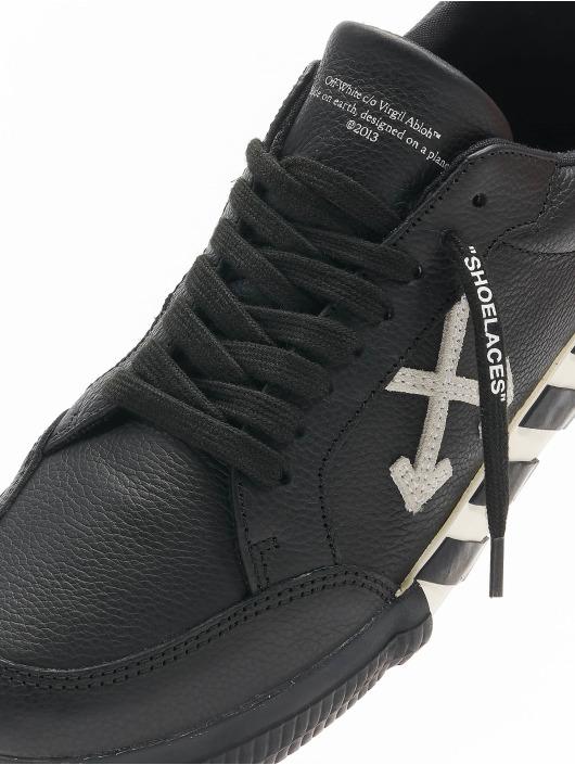 Off-White Sneakers Low Vulc black