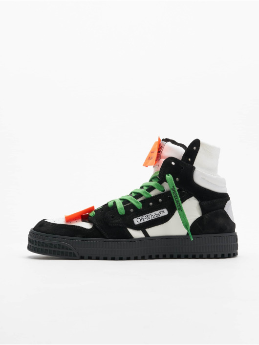 Off-White Sneakers 3.0 Off Court Calf Leather black