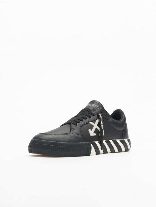 Off-White Sneakers Low Vulc czarny