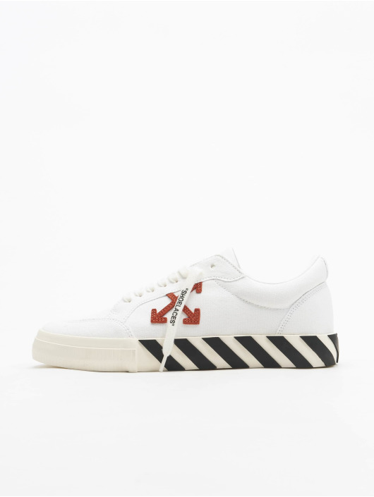 Off-White Sneakers Low Vulcanized hvid