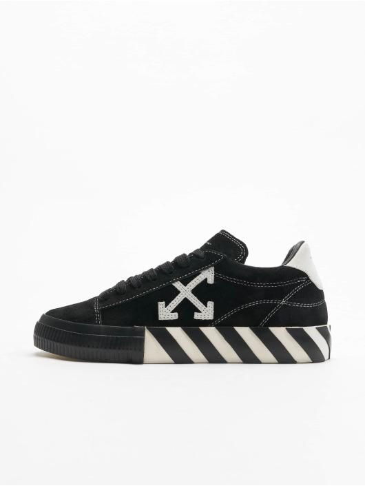 Off-White Sneakers New Arrow Low Vulcanized svart