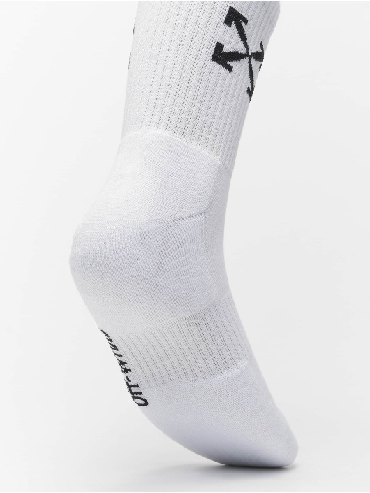 Off-White Sokken Arrows Sport wit