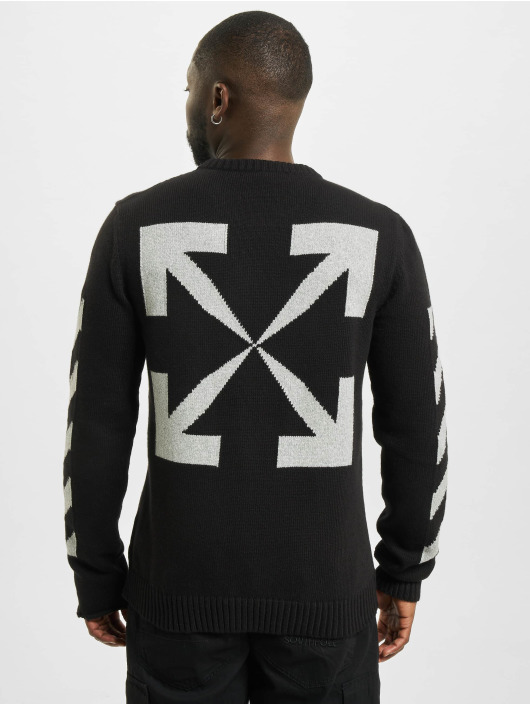 Off-White Sweat & Pull Arrow noir