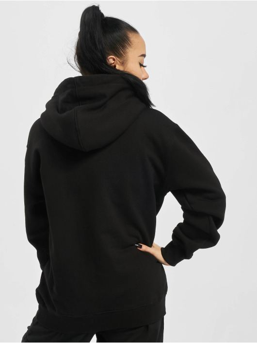 Off-White Sweat capuche Flower noir