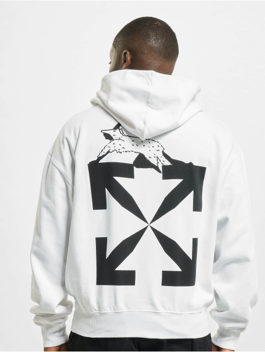 Off-White Swetry World Caterpillar bialy
