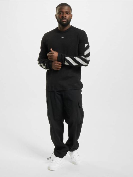 Off-White Swetry Arrow czarny
