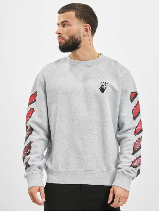 Off-White Swetry Marker szary