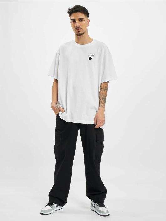 Off-White T-paidat Off valkoinen